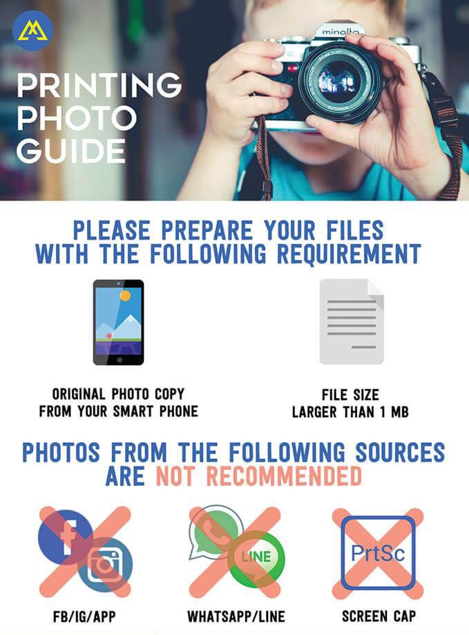 maker workshop printing photo guide