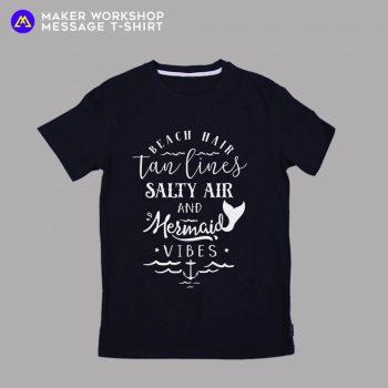 salty air & mermaid vibes