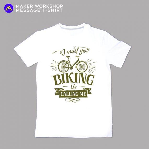 i mus t go biking