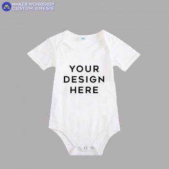 Custom Baby Onesie