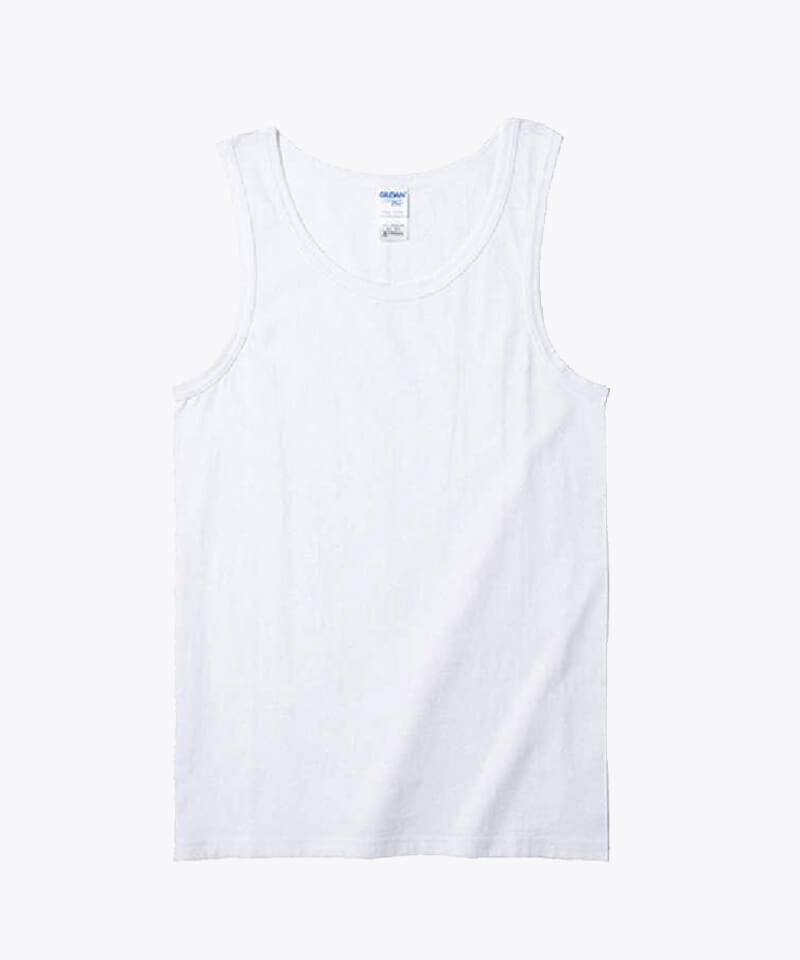 Maker Workshop White Tank Top